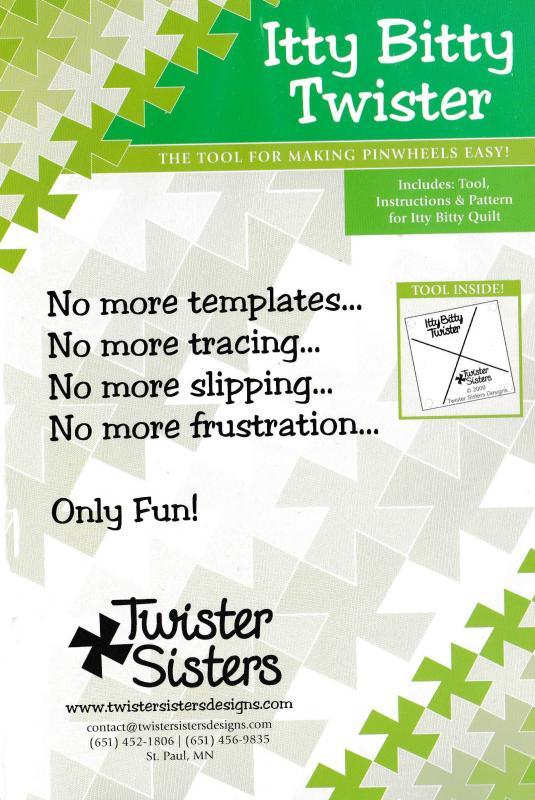 Itty Bitty Twister