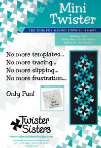 """Mini Twister 2,5"""""""