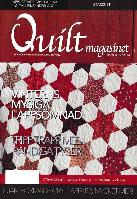 Quiltmagasinet nr 5-2019