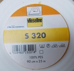 Vlieselin S320  103 kr/m  83 g/kvadratmetern