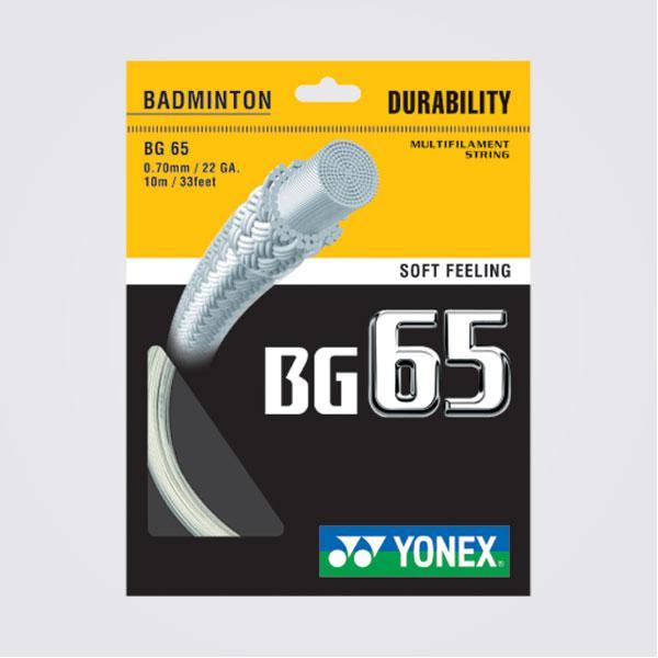 Yonex Bg65 omsrängning badminton