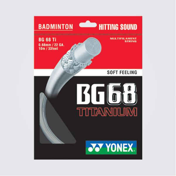Yonex BG 68 Titanium 200meter