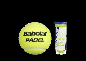 Babolat Padelbollar  3 pack