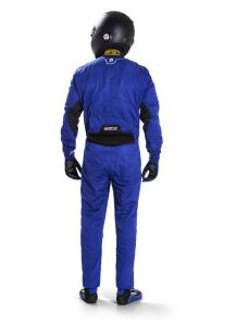 Racing Suit Sparco Sprint Blue