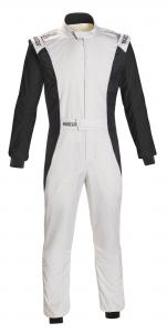 Racing Suit Sparco Competition White