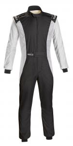 Racing Suit Sparco Competition Black