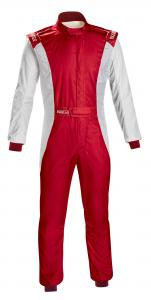 Racing Suit Sparco Competition Red