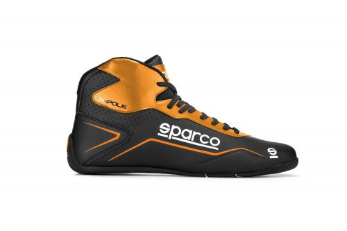 Skor Sparco K-Pole Black Blue 48