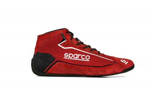 Shoe Sparco Slalom+ Suede Red