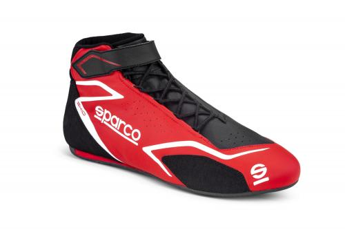 Shoe Sparco Skid Red