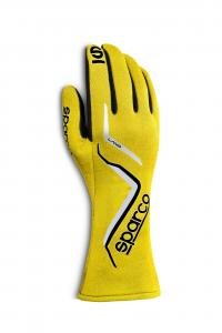 Gloves Sparco Land Yellow