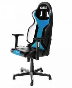 Office/Gaming Chair Sparco Grip Sky