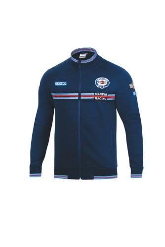 Sweatshirt med dragkedja - Martini Racing