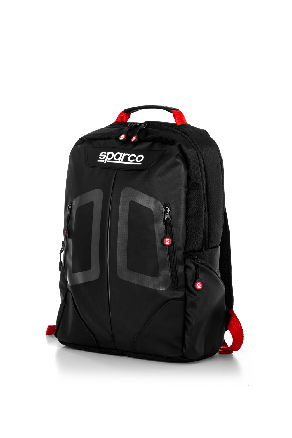 Backpack Sparco Stage Black/Red