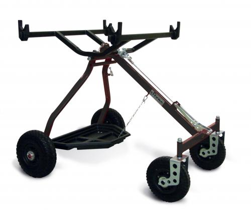 Kart Trolley Stone Evolution Lift Black