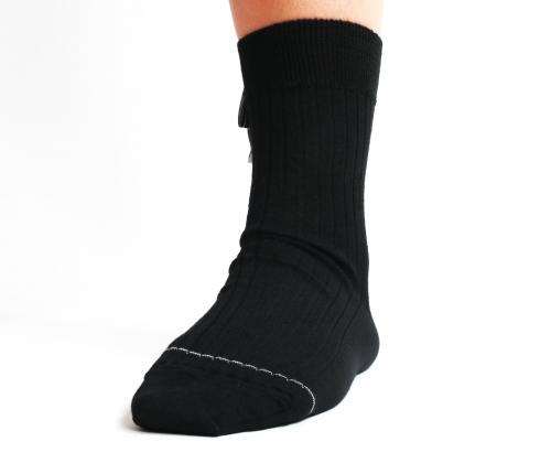Short Socks ICE Black