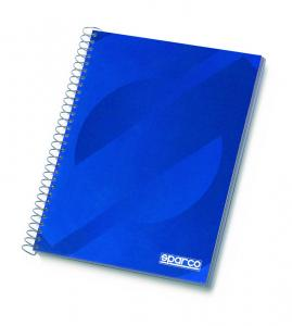 Sparco Rally Notebook