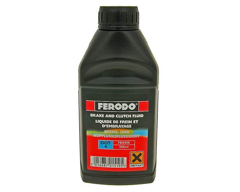 Bromsvätska Ferodo DOT4 - 500ml