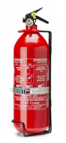 Sparco Fire Extinguisher 2 kg Powder