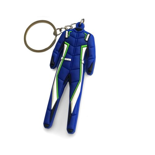 Keyring Sparco Suit