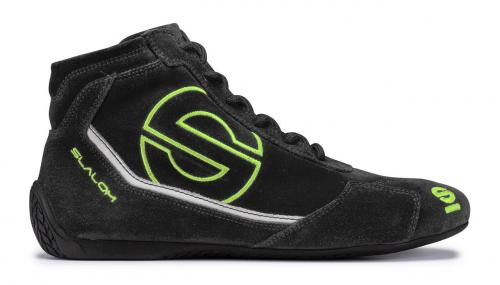 Shoes Slalom RB-3 Black/Green