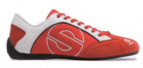 Shoes Esse Canvas Red 36