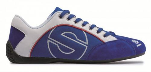 Shoes Esse Canvas Blue