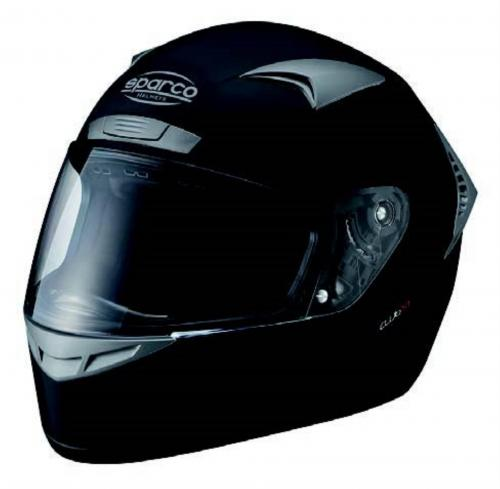 Helmet Sparco Club X-1 Black
