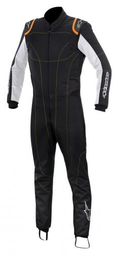 K-MX 1 Suit Black/Orange 40