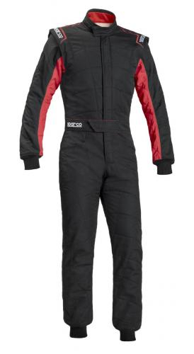 Racing Suit Sparco Sprint RS-2.1 Black/Red