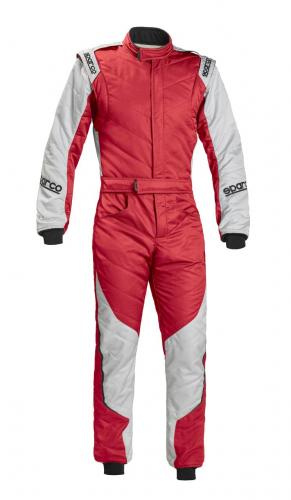 Racing Suit Energy RS-5 Red/ Silver 58