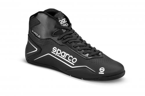 Sparco K-Pole Sko Sort