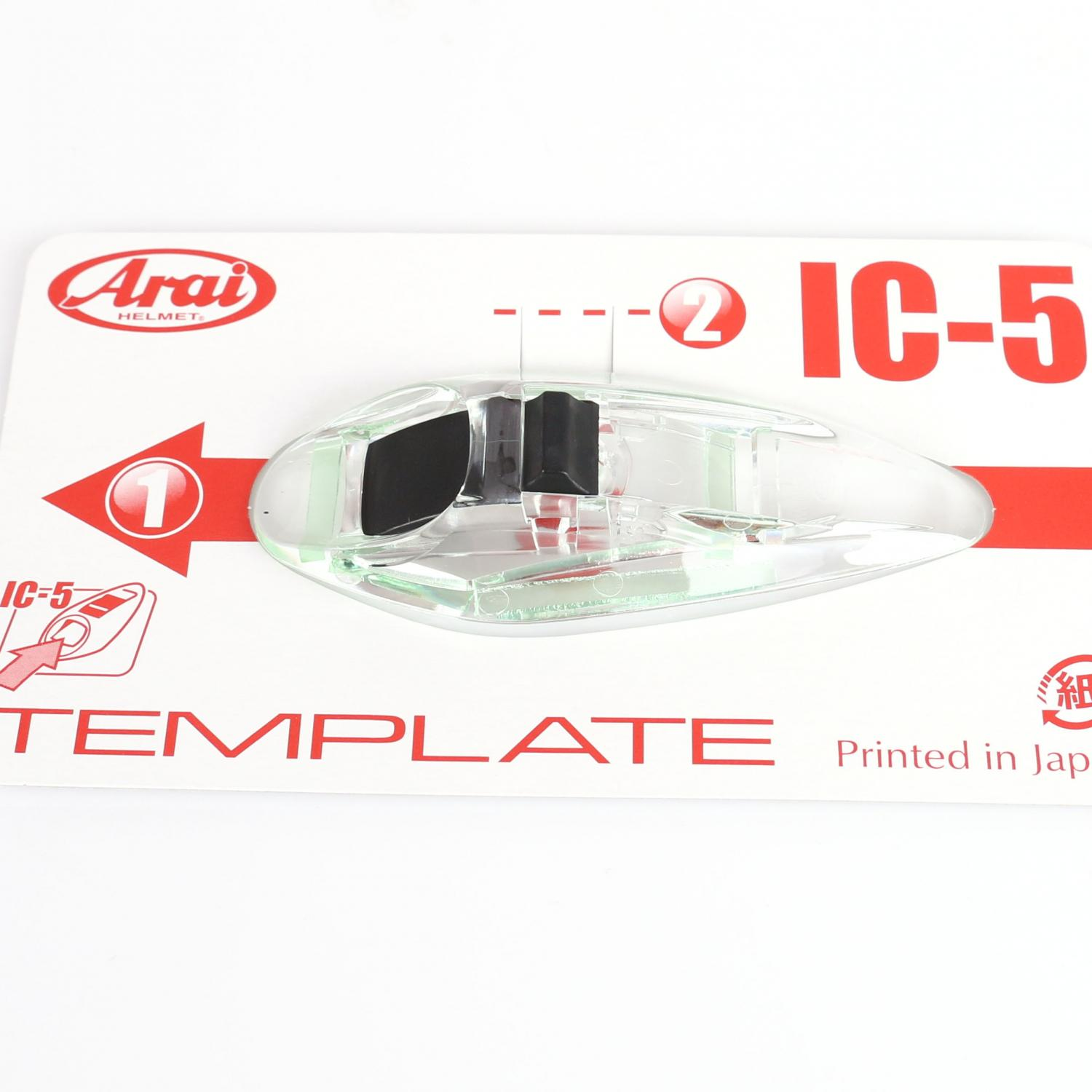 IC DUCT-5, Transparent
