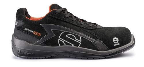 Safety Shoes  Sparco Evo Black 46