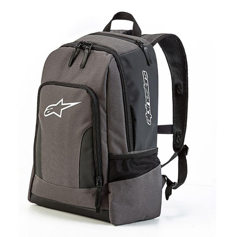 Backpack Time Zone Charcoal