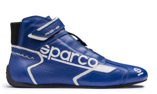 Sparco Racing Shoes  Formula RB-8.1 FIA+ SFI Blue