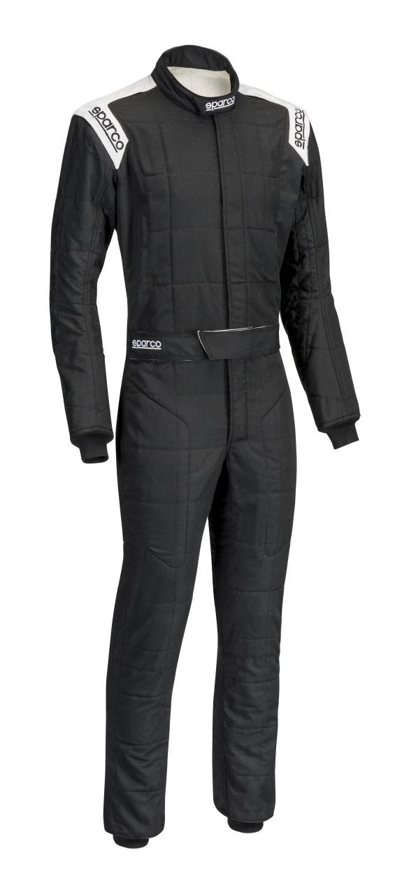 Overall Sparco Conquest-R506 Svart/Vit 50