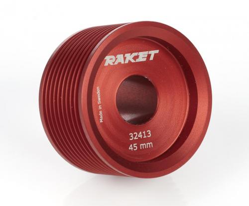 Pulley for direct drive 45 mm for Raket 120 reduction drive