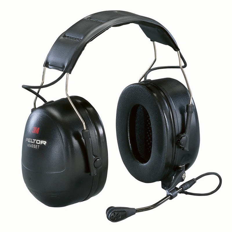 Headset Peltor MT53H79A-77 med J411A