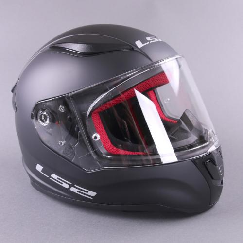 Junior Helmet LS2 FF353J Black