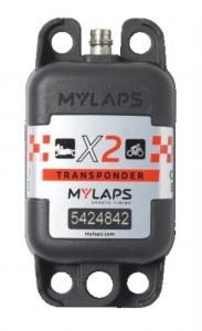 Transponder MyLaps X2 Inkl Direct Power Bil
