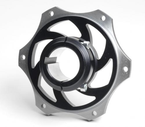 Sprocket Carrier 40 mm Black