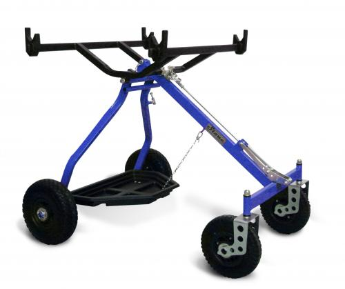 Kart Trolley Stone Evolution Lift Blue