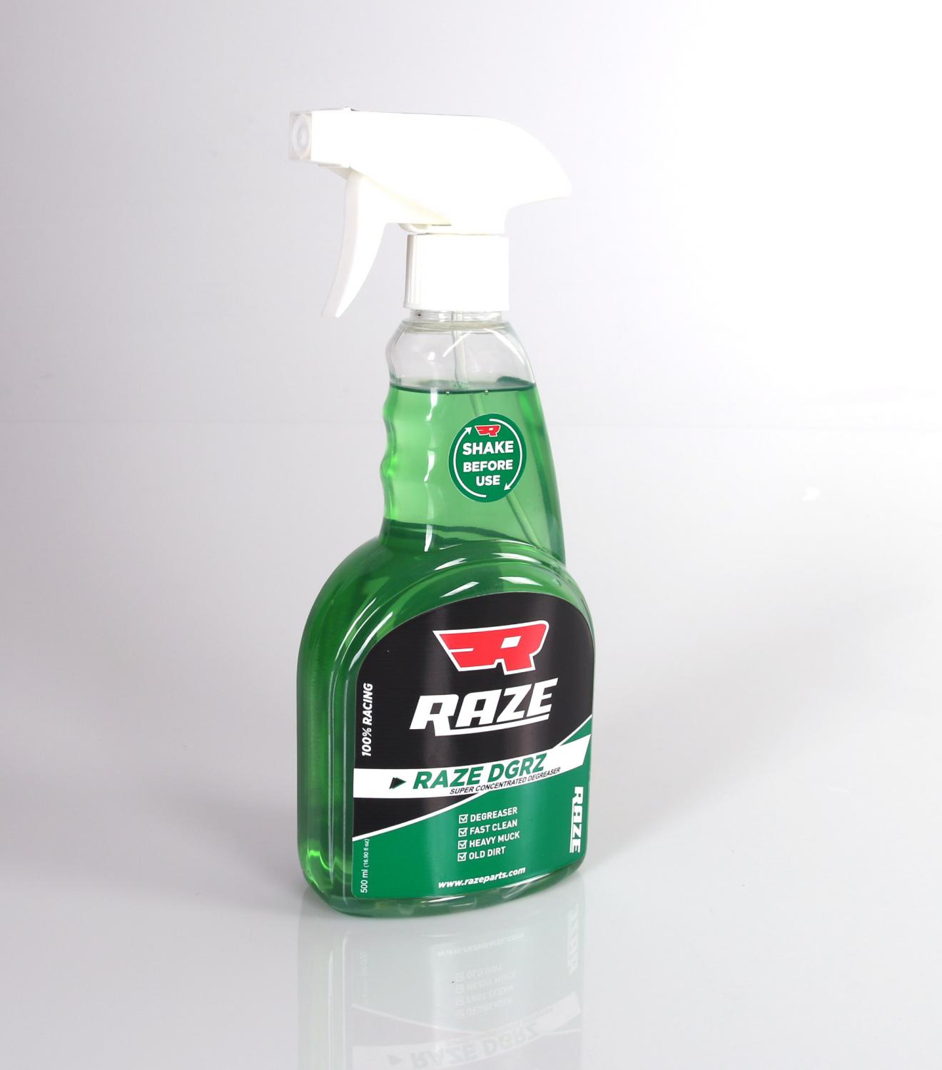 Razeclean Super Concentrad Degreaser DGRZ 500 ml