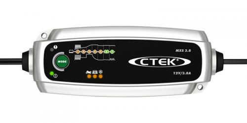 Battery Charger CTEK MXS 3.8