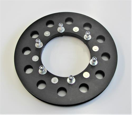 Sprocket and Chain Protector Stone