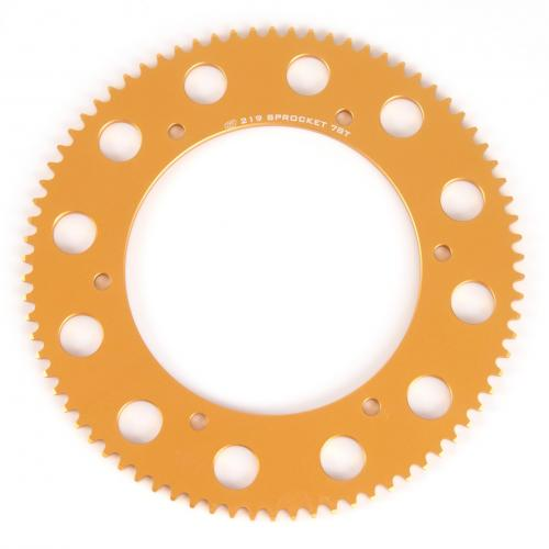 Rear Sprocket Goldspeed