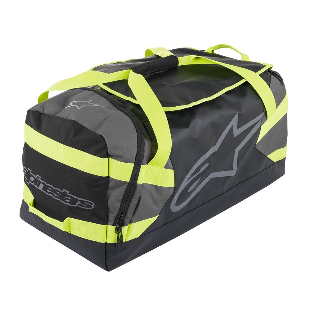Goanna Duffle bag, Black/Yellow