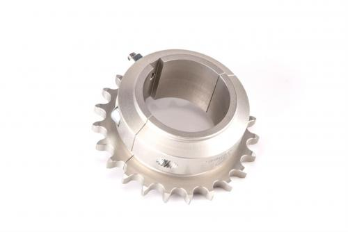 Rear Sprocket KZ aluminium 50mm