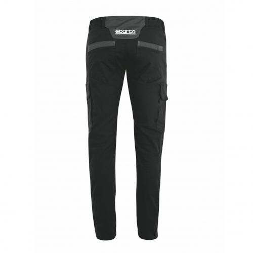 Mechanic pants Sparco Boston Black